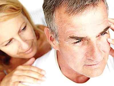 Rối loạn cương dương nam giới tỉ lệ 52%